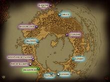 Map Ulthuan