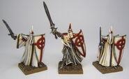Mordheim knights of the light alluminas by fratersinister-d6ji0c4