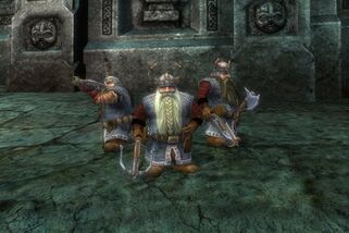 Krasnoludzcy strażnicy