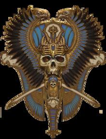 Warhammer Tomb Kings Symbol