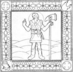 Icon of Sigmar