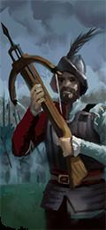 Wh main emp crossbowmen
