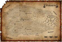 Middenheim i okolice