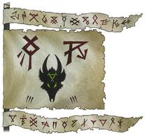 Clan Skyre banner