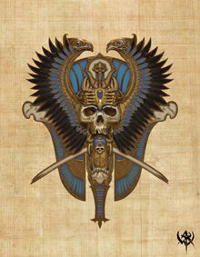Tomb Kings symbol