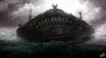 Dark elf black ark concept by ktk87-d7c2uip