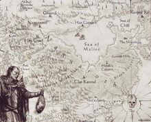 Map Naggaroth 3