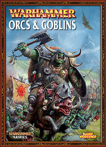 Warhammer Armies Orcs & Goblins cover2