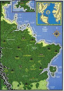 Map Lustria 2