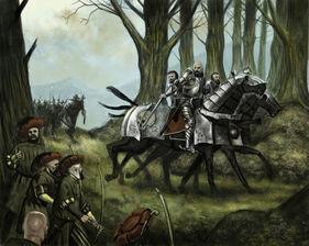 Warhammer ambush by wiggers123