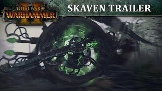 Total War WARHAMMER 2 – Skaven In-Engine Trailer