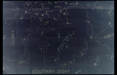 Legacium map