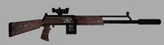 Tlepsh-pattern Assault Lasgun