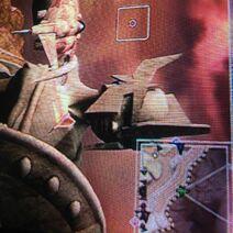 Statue of Eucada Close Up