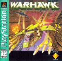 Warhawk 1995 (older coverart)