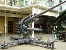 8.8cm Flak gun