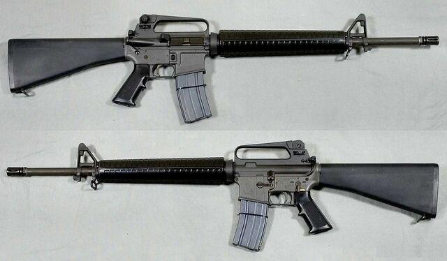 File:M16A2 Assault Rifle.jpg