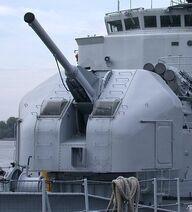 Maille-Braize gun turret