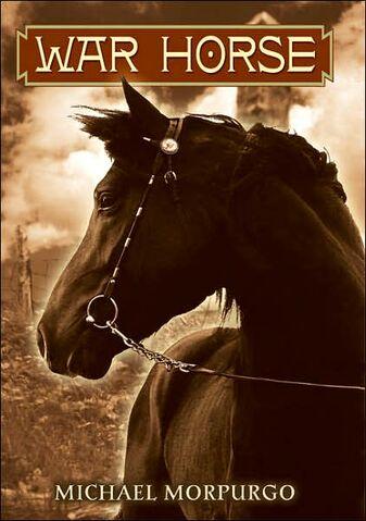 File:War horse book cover.jpg