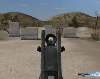 Iron sights aa12