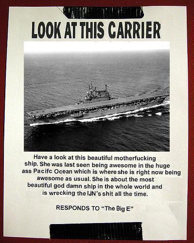 Seen this ship final