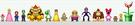 Mario 3DS chart