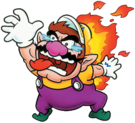 FlamingWario(WL4)