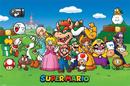Super Mario 2014 poster