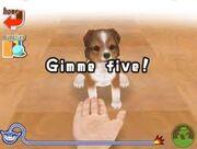 WarioWare gameplay