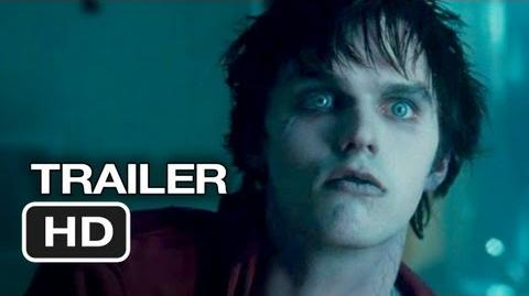Warm Bodies Official Trailer 1 (2013) - Zombie Movie HD