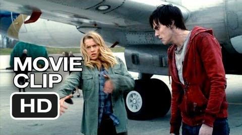 "Warm Bodies Movie CLIP - ""Be Dead"" (2013) - Nicholas Hoult Zombie Movie HD"