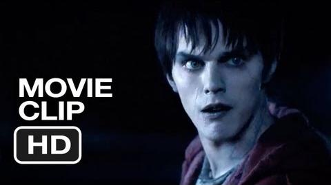 Warm Bodies Movie CLIP - M Saves R and Julie (2013) - Nicholas Hoult Movie HD
