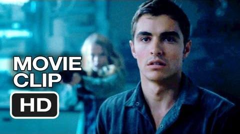 Warm Bodies Movie CLIP - Perry Lab Attack (2013) - Nicholas Hoult Zombie Movie HD