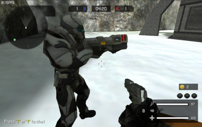 Plasma Gun SP