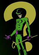 Justice League Action Riddler