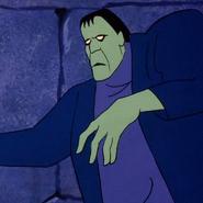 Scooby-Doo Frankenstein Monster