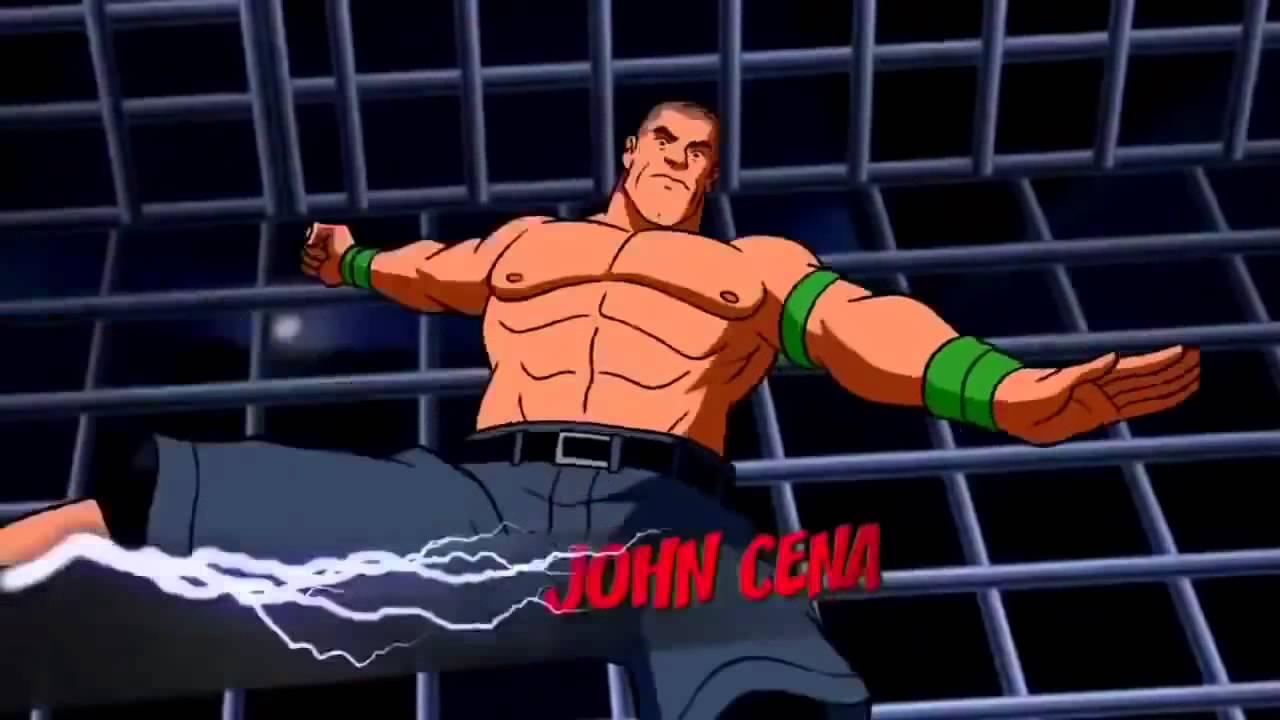 John Cena Warner Bros Characters Wiki Fandom