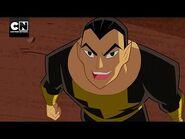 Black Adam Justice League Action