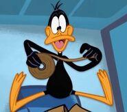 Daffy Duck Wabbit