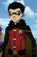 Robin Justice League VS Titans
