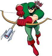 Green Arrow BTBATB