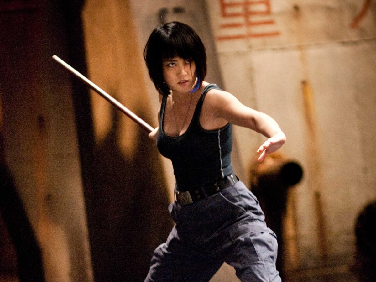 Mako Mori | Warner Bros characters Wiki | FANDOM powered by Wikia