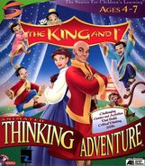 The king and I game cover