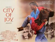 City of Joy (movie poster)