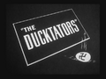 The Ducktators Title Card