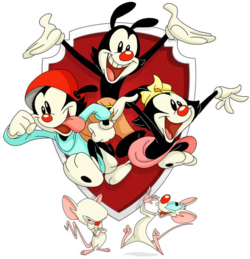 Animaniacs group picture