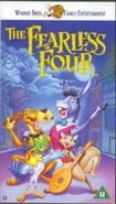 The Fearless Four (film) vhs cover