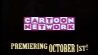 The first ever Cartoon Network pre-launch promo (1992)