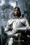King arthur Nigel Terry 1981