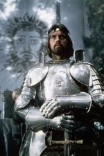King arthur Nigel Terry 1981
